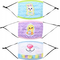 Easter Face Mask Child Size Assorted