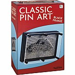 Pin Art, Lg  Black