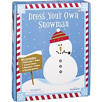 Dress Your Own Snowman
