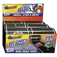 "PlayTape 4"" Asphalt Black Road"