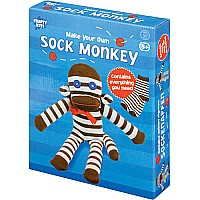 Make your own Sock Monkey