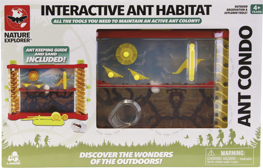 Nature Explorer Ant Farm - Thinker Toys