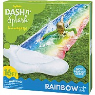 DASH N SPLASH RAINBOW SLIDE