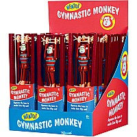 Gymnastic Monkey