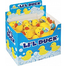 3 1/2 Inch Little Rubber Duck