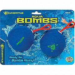Aqua Battle Aqua Bombs