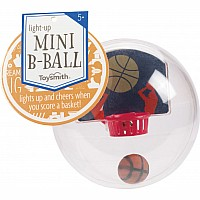 Light & Sound Mini Bsktball