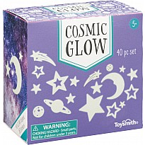 Glow Star Stickers