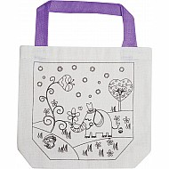 Color Your Own Tote