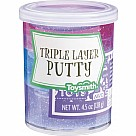 Triple Layer Putty