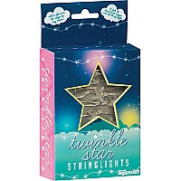 Twinkle Star Stringlights