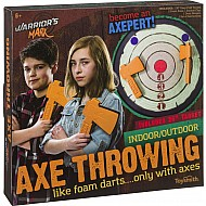 Axe Throwing - Active & Outdoor Play