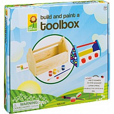 Build And Paint A Toolbox