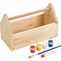 Build and Paint Your Own Toolbox