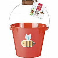 Bright and Colorful Pail