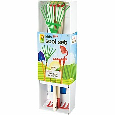 Kids Garden Tool Set (PICKUP/Delivery Only)