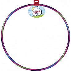 Rainbow Laser Hula Hoop (PICKUP/DELIVERY ONLY)