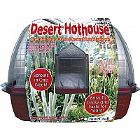 Desert Hot House