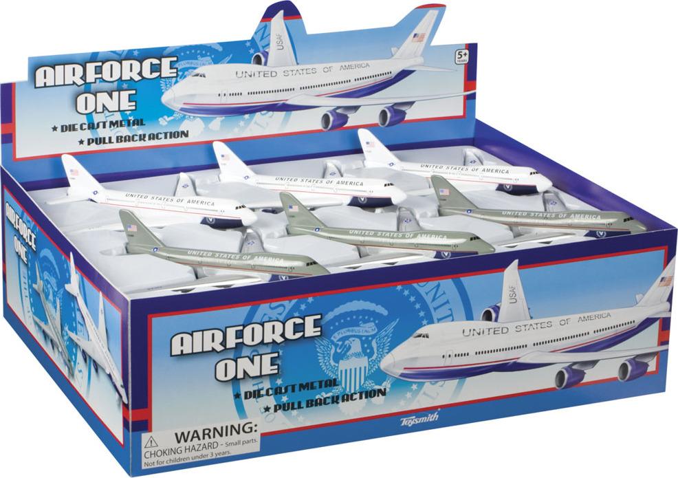 Air Force One Plane Rainbow Toys