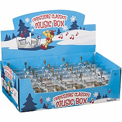 Christmas Music Boxes