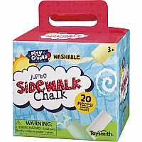 JUMBO SIDEWALK CHALK BUCKET