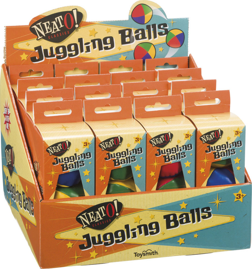 Toys With Balls And Tubes : Juggling balls in tube stevensons toys
