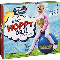 "18"" Hoppy Balls W/Pump"