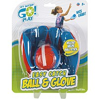 EASY CATCH BALL&GLOVE