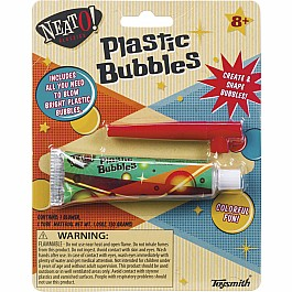 Colorful Plastic Bubbles