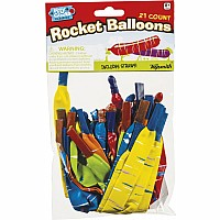 Rocket Balloon