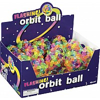 Flashing Orbit Ball