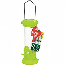 Bird Feeder W/Fld Guide