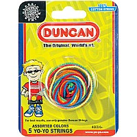 5Pk Color Yo-Yo String