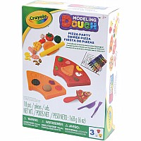 Crayola Small Play set 4 Asst.