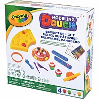Crayola Medium Play set 4 Asst.