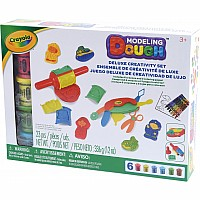 Crayola Extra Large Play set Roll and Shape