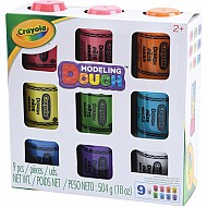 Crayola Dough 2 Oz Multipack