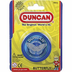Duncan Butterfly YoYo (Assorted Colors)