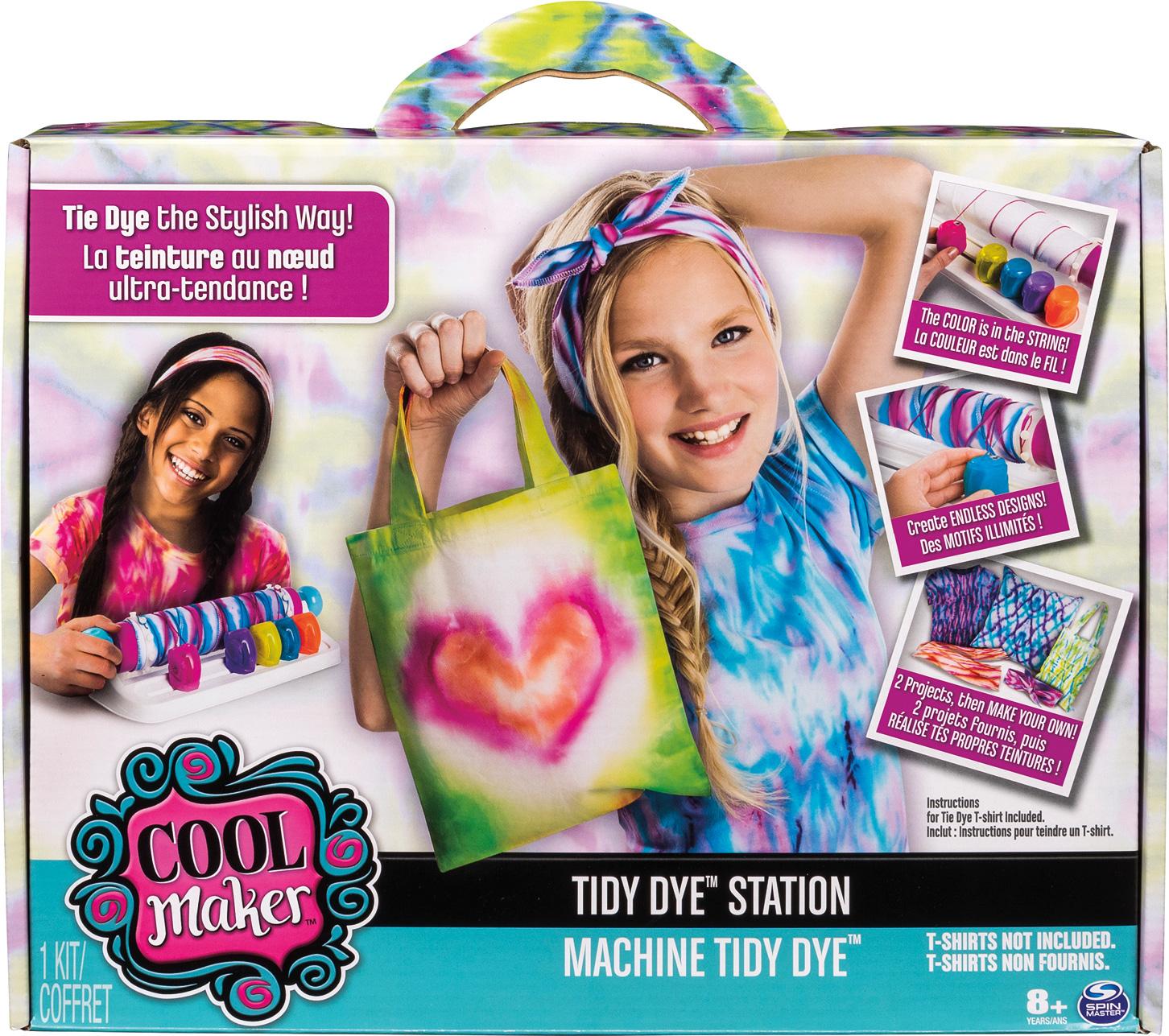 Cool Maker Tidy Dye Station - Brains 'N Motion