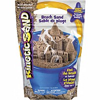 Kinetic Sand 3Lb Beach Ntr