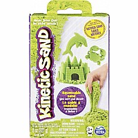Kinetic Sand 8 Oz Sand Box (assorted)