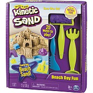 Kinetic Sand Beach Day Kit