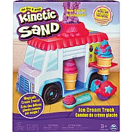 Kinetic Sand Ice Cream Truc