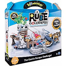 Rube Goldberg Castle Escape