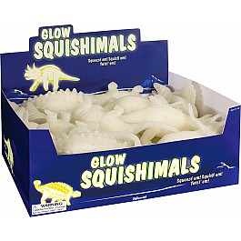 Glow Dino Squishimals
