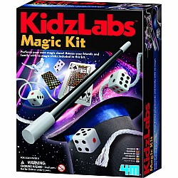Kidzlabs Magic Kit