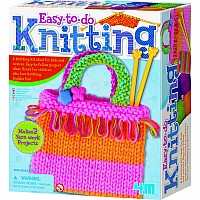 Easy-to-do Knitting