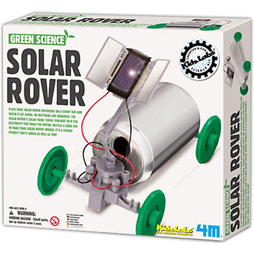 Solar rover by toysmith 4m toy castle for Motor age training coupon code