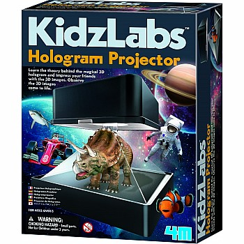 KidzLabs Hologram Science