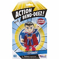 Action Bendables Superman